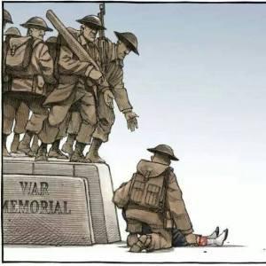Ottawa Soldier RIP+